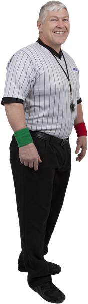Wrestling Official