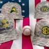 NCAA Conference Camo Umpire Caps