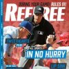 Referee Magazine Cover - July 2018