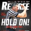Referee Magazine Cover - March 2018