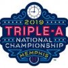 Triple-A Championship Game Logo