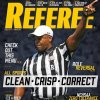 Referee Magazine Cover - August 2017